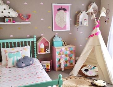 10 ideas para el cuarto de los niños